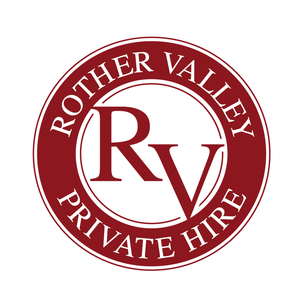 Rother Valley Private Hire Taxi Logo
